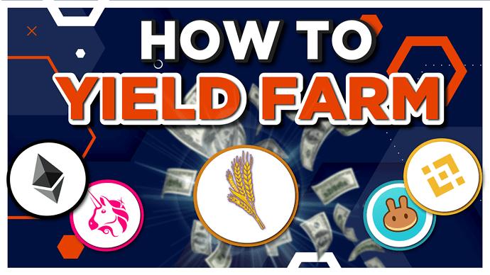 how to yield farm