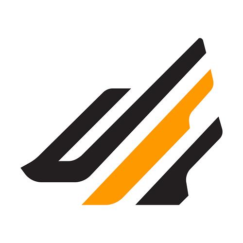 VoskCoin_Wolfhead_Logo_Orange