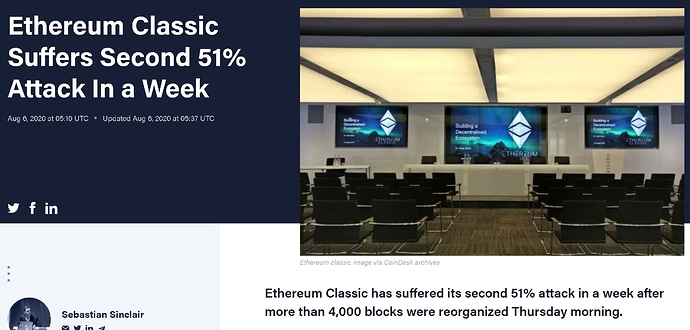 2020-08-06 05_43_57-Ethereum Classic Suffers Second 51% Attack In a Week - CoinDesk